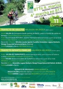 cartel marcha btt 2011